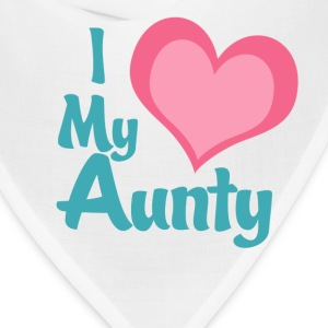 i_love_my_aunty Baby & Toddler Shirts - Bandana