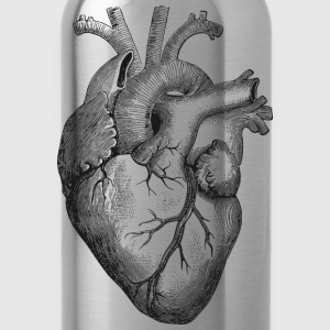 Anatomical Heart - Water Bottle