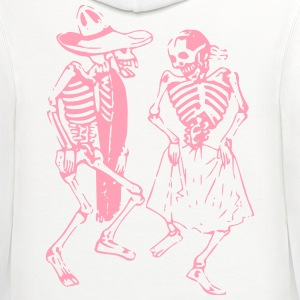 Day of The Dead T-Shirts - Contrast Hoodie