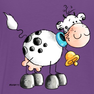 Happy Cow - Cows - Farm Hoodies - Men's Premium T-Shirt