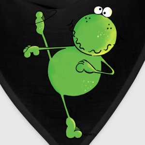 Dancing Frog - Frogs - Sports T-Shirts - Bandana