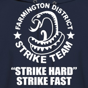 Farmington Strike Team - Men's Hoodie