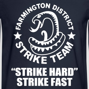 Farmington Strike Team - Men's Long Sleeve T-Shirt