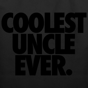 Coolest Uncle Ever T-Shirts - Eco-Friendly Cotton Tote