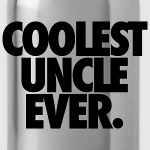 Coolest Uncle Ever T-Shirts - Water Bottle