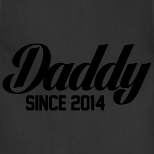Daddy Since 2014 T-Shirts - Adjustable Apron