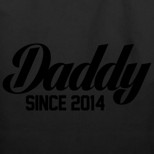 Daddy Since 2014 T-Shirts - Eco-Friendly Cotton Tote