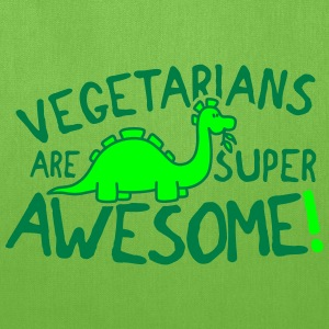 Vegetarians are super awesome! Women's T-Shirts - Tote Bag