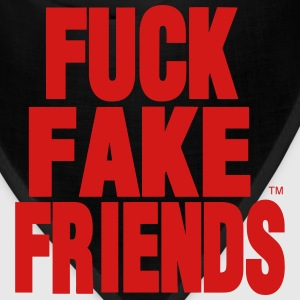 FUCK FAKE FRIENDS - Bandana