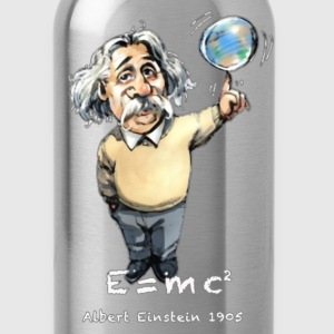 Albert E=MC 2 Women's T-Shirts - Water Bottle