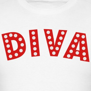 DIVA Hoodies - Men's T-Shirt