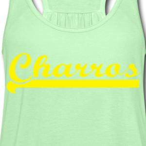 Charros Eastbound & Down - Women's Flowy Tank Top by Bella