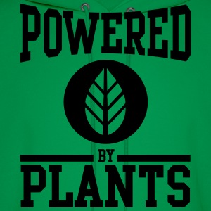 Powered by Plants Women's T-Shirts - Men's Hoodie