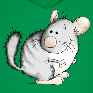 Sweet Chinchilla - Rodent T-Shirts - Men's Hoodie