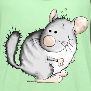 Sweet Chinchilla - Rodent T-Shirts - Women's Flowy Tank Top by Bella
