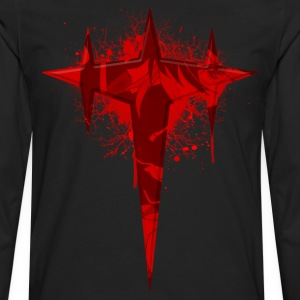 Bloody Star Kill la Kill - Men's Premium Long Sleeve T-Shirt