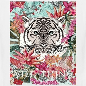 Wild Thing Tiger T-Shirts - Men's Premium Tank