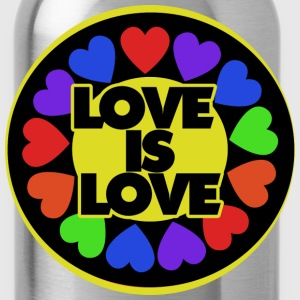 Love is Love - Water Bottle