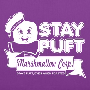 Stay Puft Marshmallow - Tote Bag