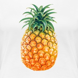 PINEAPPLE | SUMMERS FRUIT Women's T-Shirts - Women's Premium T-Shirt