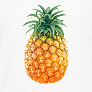 PINEAPPLE | SUMMERS FRUIT Tanks - Men's Premium Long Sleeve T-Shirt