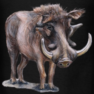 Warthog - Men's T-Shirt