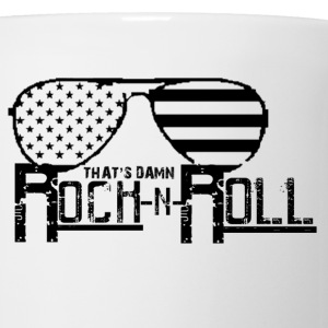 (allblack)Rocknroll Tanks - Coffee/Tea Mug