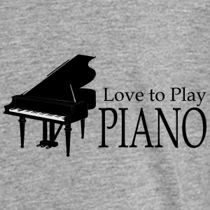 Piano Sweatshirts - Toddler Premium T-Shirt