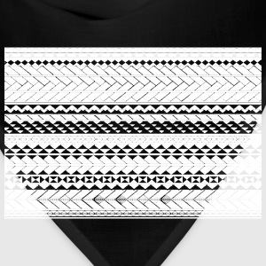 Tapu by SKU (samoan_tribal_band) T-Shirts - Bandana