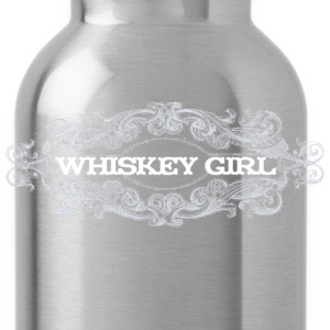 Whiskey Girl Women's T-Shirts - Water Bottle