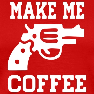 Make Me Coffee Appare Clothing Shirts Men - Men's Premium T-Shirt