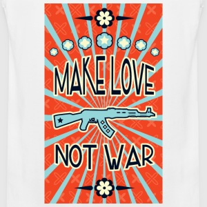 make love not war propaganda Hoodies - Men's Premium Tank