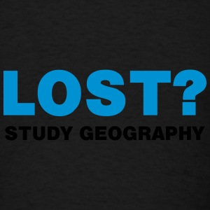 Lost? Other - Men's T-Shirt