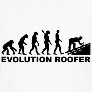 Evolution Roofer T-Shirts - Men's Premium Long Sleeve T-Shirt