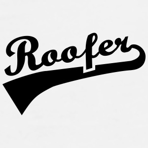 Roofer Bottles & Mugs - Men's Premium T-Shirt