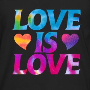 Love is Love - Men's Premium Long Sleeve T-Shirt