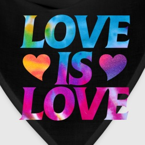 Love is Love - Bandana