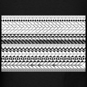 Tapu by SKU (samoan_tribal_band) Sweatshirts - Men's T-Shirt