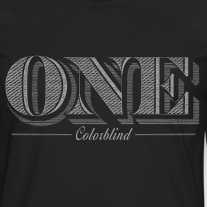 One Kids' Shirts - Men's Premium Long Sleeve T-Shirt