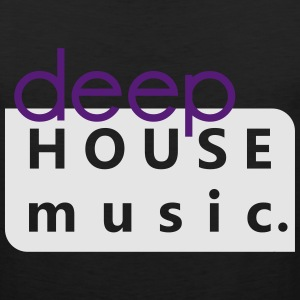 Deep House Music - Men's Premium Tank