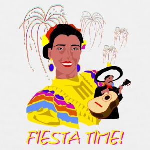 Fiesta Time Coffee Mug - Men's Premium Tank