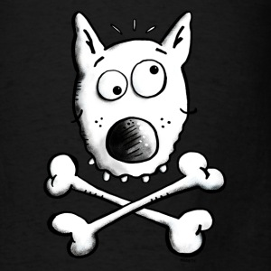 Pirate Dog - Dogs Bags & backpacks - Men's T-Shirt