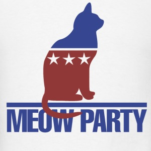 Meow Party - Men's T-Shirt