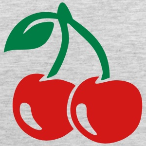 Cherry Kids' Shirts - Men's Premium Tank