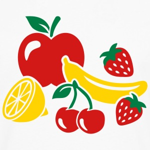 Fruit Kids' Shirts - Men's Premium Long Sleeve T-Shirt