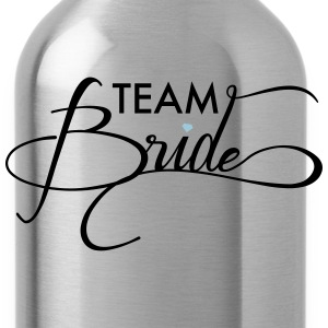 team bride - Water Bottle
