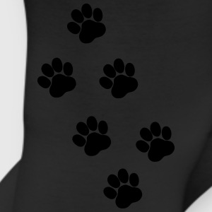Paws, Pawprints Hoodies - Leggings