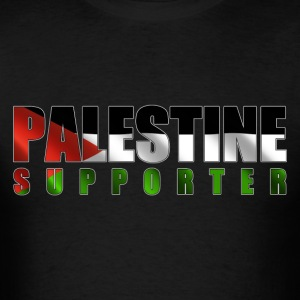 Palestine Supporter Hoodies - Men's T-Shirt