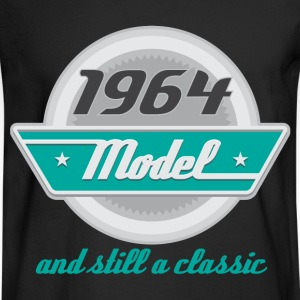 1964 Birth Year birthday T-Shirts - Men's Long Sleeve T-Shirt