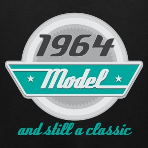 1964 Birth Year birthday T-Shirts - Men's Premium Tank